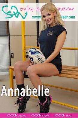 Annabelle at OnlySportswear