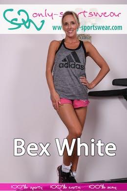 Bex White at OnlySportswear