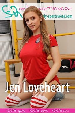 Jen Loveheart at OnlySportswear